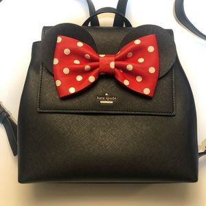 KATE SPADE X MINNIE MOUSE BACKPACK